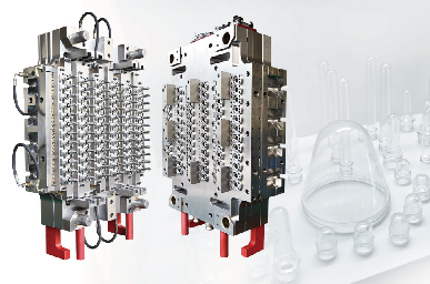 PET Preform Mould Tooling