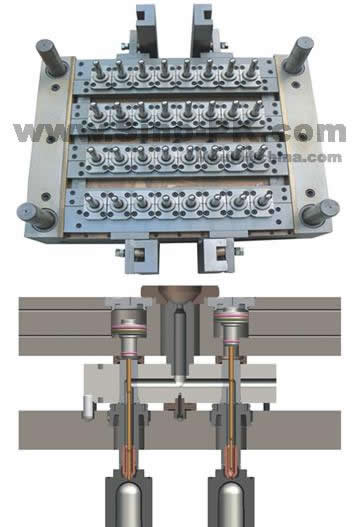 PET_preform_mould