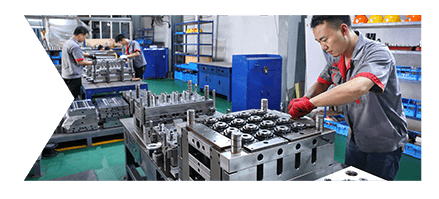 Plastic Cap Mould Assembling