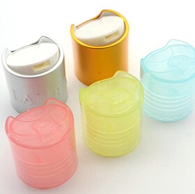 Plastic Disc Top Cap