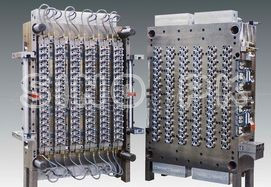 PET preform mould-6