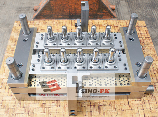 PET Preform Mould 10 cavities_