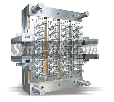 PET preform mould-7