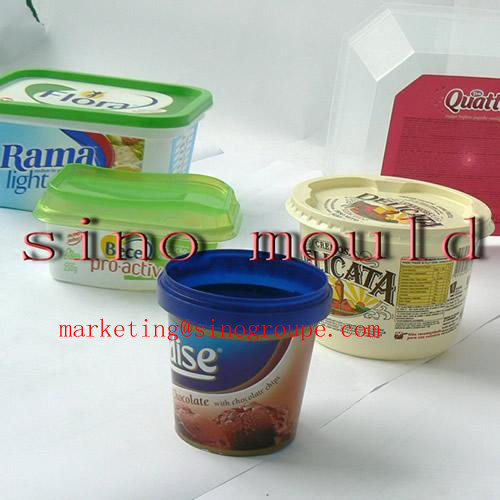 IML Packaging Mould