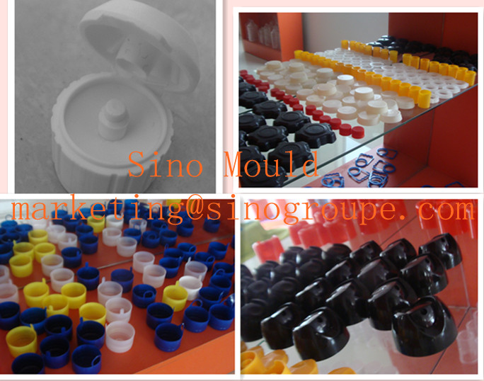 Custom Qualified Plastic Cap Mold