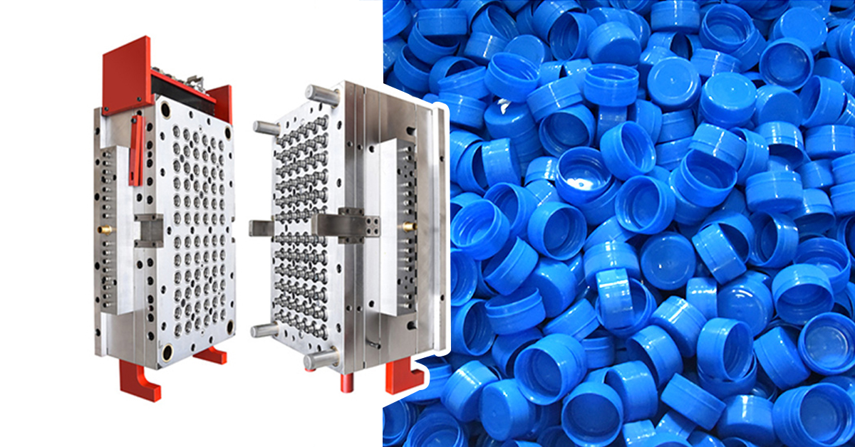 72 Cavity Cap Production Line
